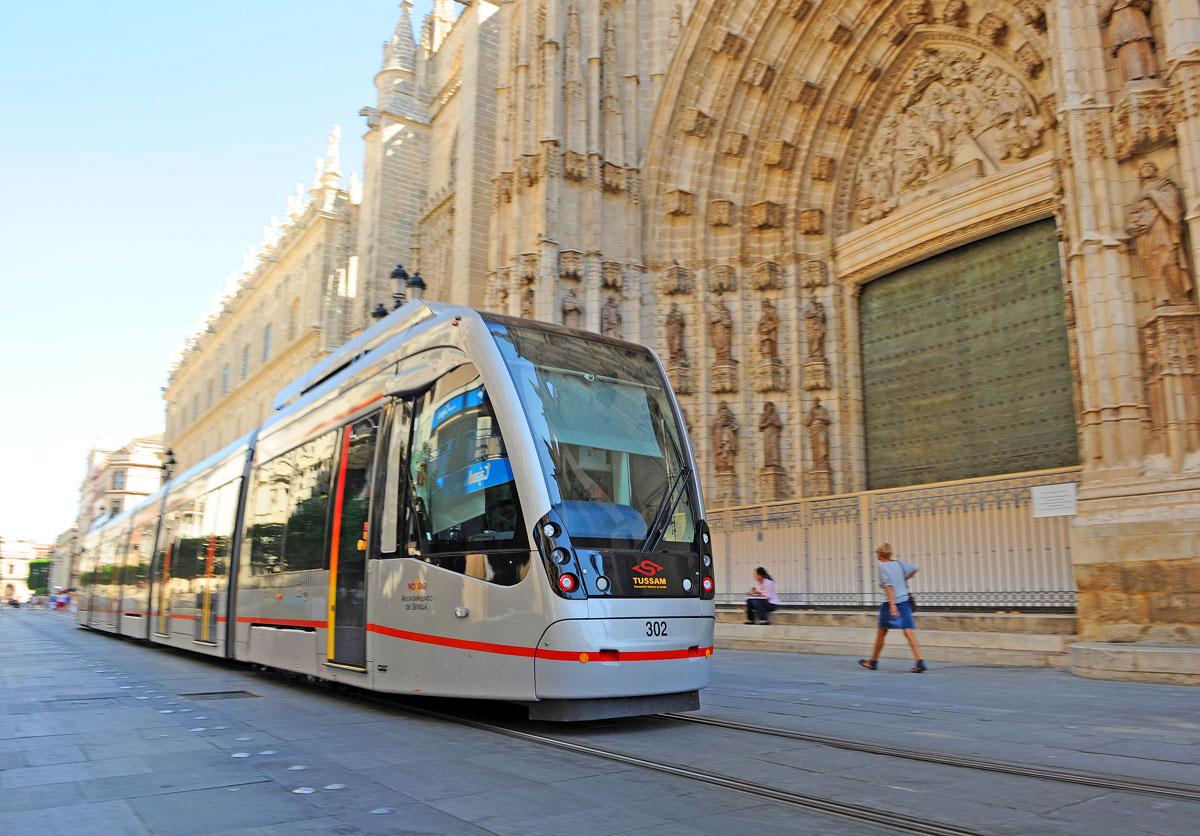 tramway seville