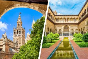 Visite guidée: Alcazar + Cathédrale
